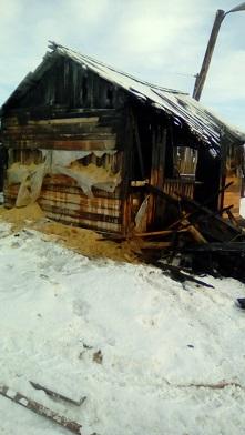 В январе 2017 года пожары повредили сеновал и уничтожили гараж.