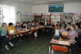 Участники круглого стола «Библиотека и Дом культуры: грани и перспективы взаимодействия»