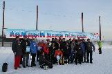 Победители команда р.п Железнодорожный