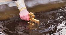 О мерах предосторожности в крещенские купания