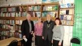 Иркутские писатели в Ершовской сельской библиотеке