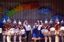 24 апреля состоялся очередной отчетный концерт МКУК  «Социально-культурное объединение»