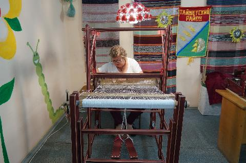 В городе Бирюсинске возрождают старинные ремесла
