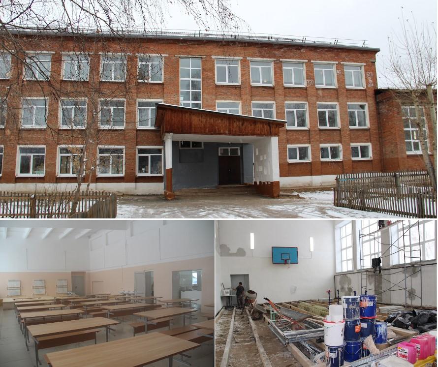 Завершаются восстановительные работы в школе №2