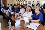 31 марта в районной администрации прошло 19-е заседание Думы