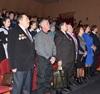 С честью выполнившие долг:  в районе чествовали воинов-афганцев