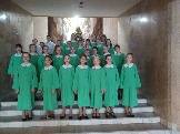 Образцовый детский коллектив сводный хор Лазурь