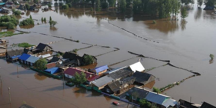 Областные власти планируют строительство в поселке Чунский нового жилья для пострадавших от наводнения