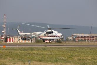 Авиация МЧС России прибыла в Иркутскую область для тушения природных пожаров. В регионе действует режим ЧС в лесах