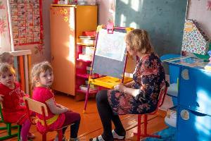 Детский сад – дом для ребят