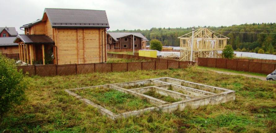 В районе готовят участки под строительство жилья для пострадавших от наводнения