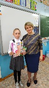2 место   Дронова Анастасия,  3а класс МКОУ «СОШ №5 г.Киренска»