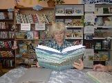 Громкие чтения   в Седановской сельской библиотеке