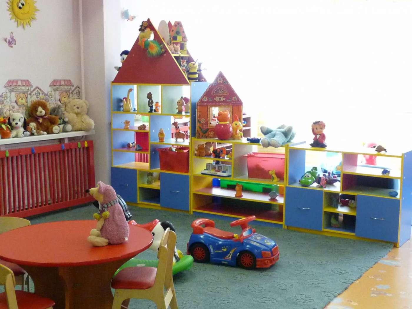 """Детский сад """"Колокольчик"""" открыл свои двери после ремонта"""
