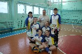 Победители соревнований п. Невон