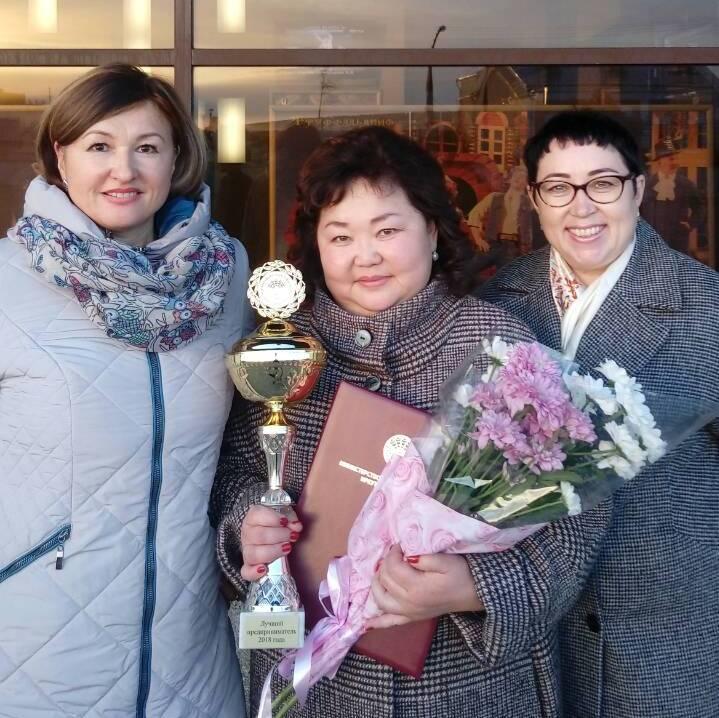 Работники сельского хозяйства района получили награды по итогам областного трудового соперничества в сфере АПК!