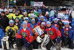 Межмуниципальный турнир по хоккею с мячом на валенках состоялся в г. Зима