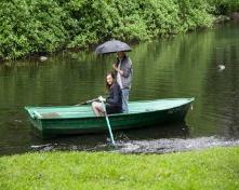 Как обезопасить себя, катаясь на лодке