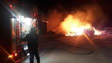 «Сообщает служба 01» Курение в состоянии алкогольного опьянения послужило причиной пожара и гибели человека в январе.