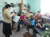 репетиция с составом младшего оркестра