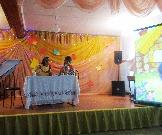 Праздничная программа в Эдучанке