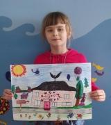 Чувашова Наташа, когда я стану скульптором, 8 лет