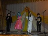 Презентация клуба по интересам «Затейники» в Тубинской сельской библиотеке