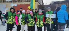 Зимние сельские спортивные игры в Иркутской области