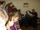 Мастер-класс преподавателя Братского музыкального училища Овчинниковой Ирины Николаевны