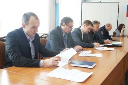 На заседании административного Совета при мэре Тайшетского района рассмотрели 8 вопросов