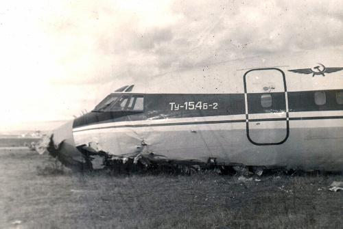 Рейс В-652. Трагедии в небе Приилимья – 40 лет