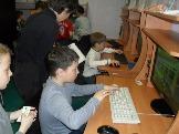 Военные баталии в виртуальном прстранстве в  МЦБ
