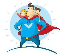 ПОЛОЖЕНИЕ о муниципальном  онлайн конкурсе «Супер папа», приуроченному к региональному празднику «День отца».