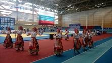 Командный турнир по дзюдо «Байкал-Арена»