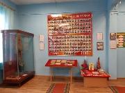 13 фото 3 зал фрагмент экспозиции о ВОВ