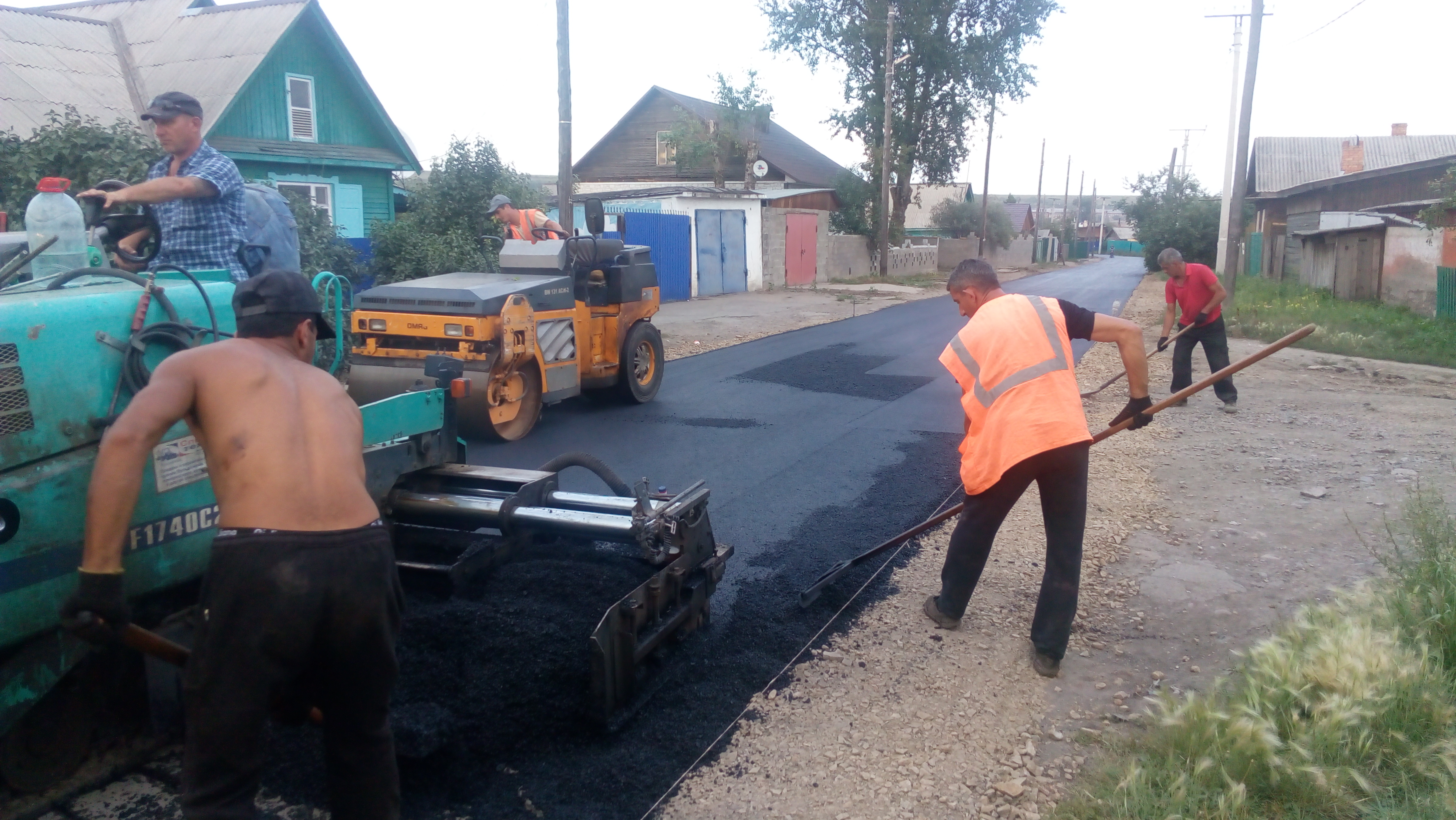 Осуществление дорожной деятельности на территории Тайтурского муниципального образования