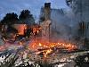 С начала года на пожарах погибло пять жителей района