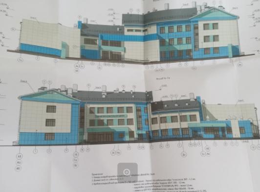 Новая школа в Харбатово