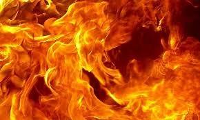 Игра с огнем -  опасная игра на выживание!