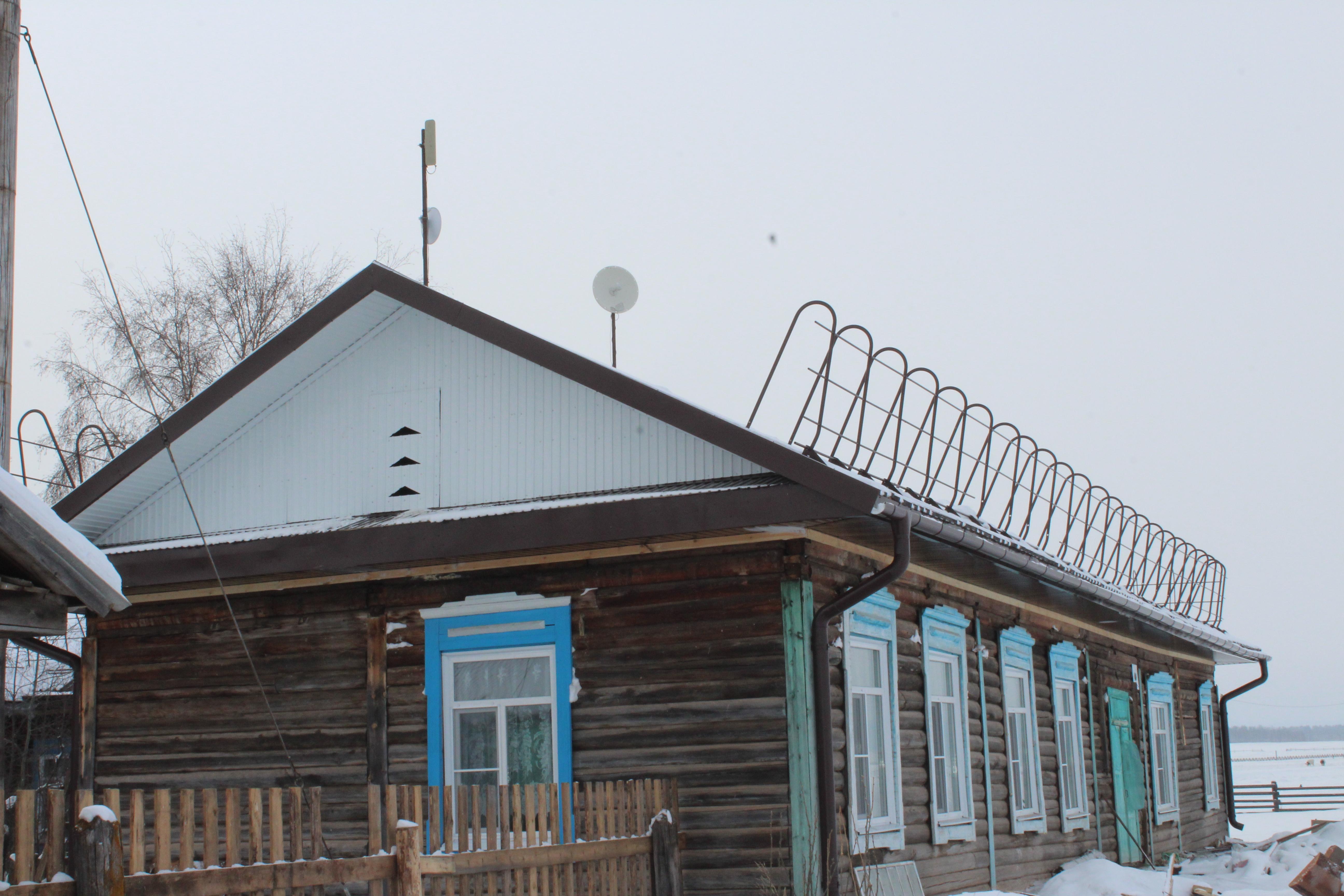 Капитальный ремонт в школах д. Малые Голы и с. Большая Тарель