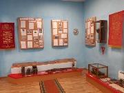 10 фото 3 зал фрагмент экспозиции Гражданская война