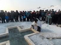 Правила проведения Православного религиозного праздника «Крещение Господне» на водных объектах
