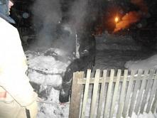 Пожары в гаражах и автомобилях можно предотвратить соблюдением правил пожарной безопасности.