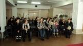 Жители р.п. Железнодорожный на встрече с иркутскими писателями