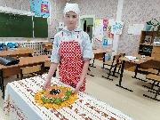 Попова Виктория Салат Подсолнух