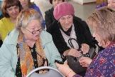 Беседа с жителями р.п.Железнодорожный