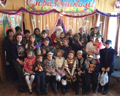 Лариса Егорова. Сельским детям – особая забота