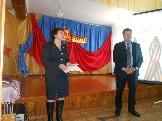 Приветственные слова и поздравления от Я.И.Макарова и Н.А.Неверовой