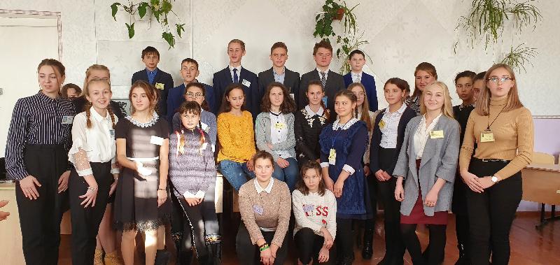 ДЕТСКИЙ ПАРЛАМЕНТ В ЧЕРЕМХОВСКОМ РАЙОНЕ