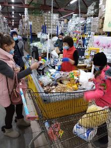 Администрация муниципального образования Куйтунский район проводятся проверки соблюдения масочного режима торговых объектов.